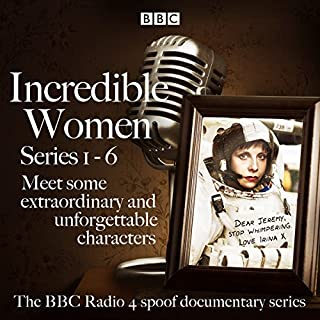Incredible Women: Series 1-6 cover art