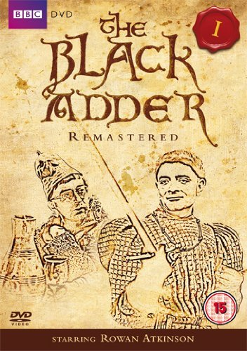 Blackadder: Re-mastered - Series 1 Reino Unido DVD