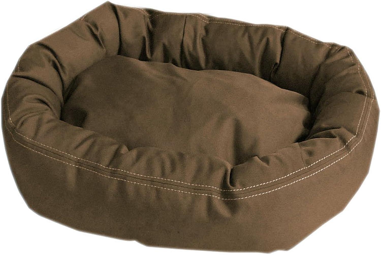 Carolina Pet 02053 CPC Brutus Tuff Comfy Cup Pet Bed, 27 , Green