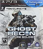 Tom Clancy's Ghost Recon Future Soldier (輸入版) - PS3