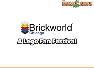 Clip: Brick World Chicago, A Lego Fan Festival