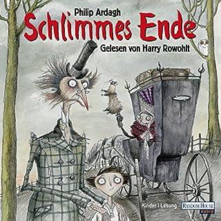 Schlimmes Ende     Eddie Dickens 1              Autor:                                                                                                                                 Philip Ardagh                               Sprecher:                                                                                                                                 Harry Rowohlt                      Spieldauer: 2 Std. und 51 Min.     185 Bewertungen     Gesamt 4,3