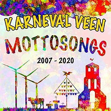 Karneval Veen Mottosongs 2007-2020
