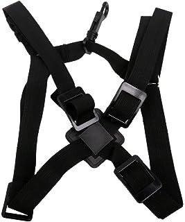 Shoulder Strap For Alto Tenor Baritone Sax Black