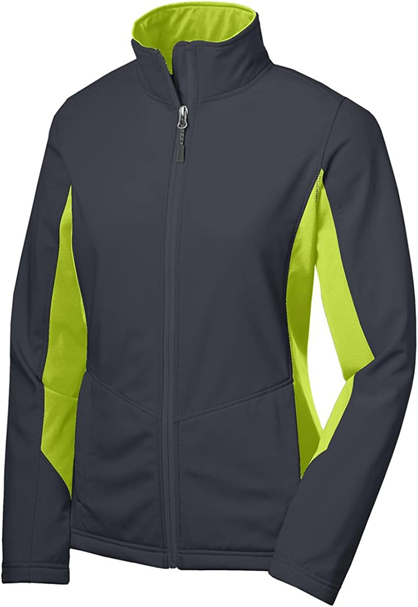 Port Authority online shop Ladies Core Colorblock Soft Shell L318 Jacket. New products, world's highest quality popular!