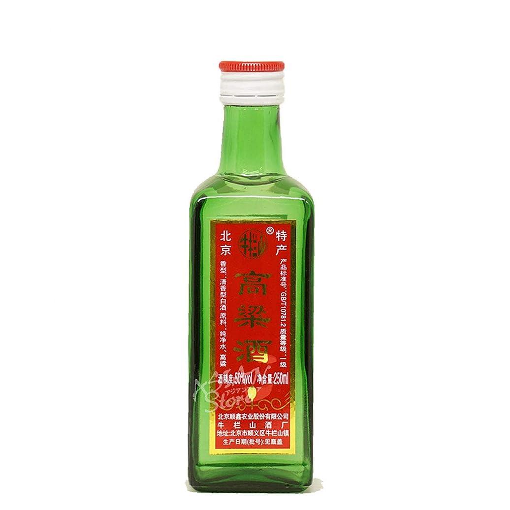 移行上下する開業医牛欄山高粱酒250ml