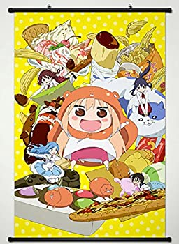 Himouto! Umaru-chan Wall Scroll Poster Fabric Painting for Anime Key Roles 031 L