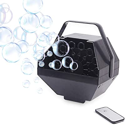 Arelux Auto High Output Bubble Blower Machine w...