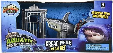 HAPPY DEALS ~ Shark Attack Figure Playset -
