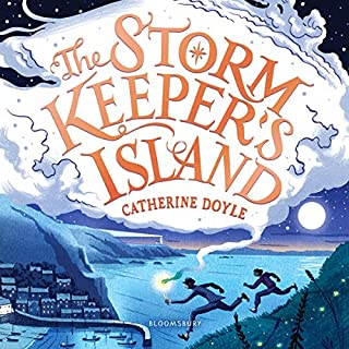 The Storm Keeper's Island                   By:                                                                                                                                 Catherine Doyle                               Narrated by:                                                                                                                                 Patrick Moy                      Length: 6 hrs and 43 mins     80 ratings     Overall 4.6
