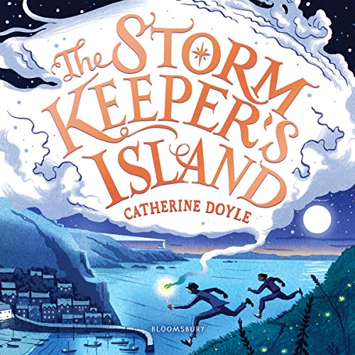 The Storm Keeper's Island cover art