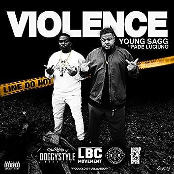 Violence (feat. Fade Luciuno)