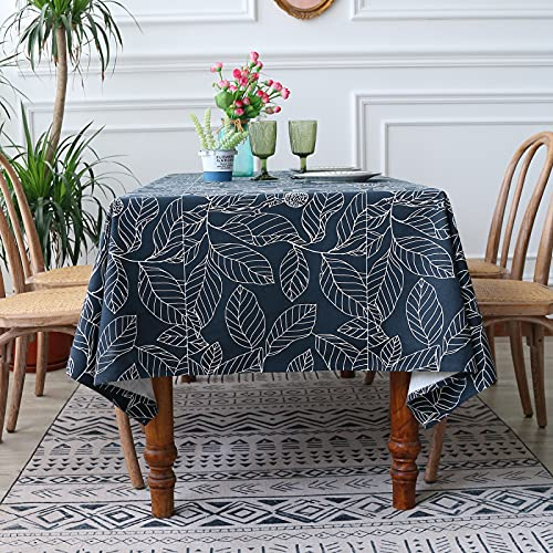PhantasyIsland.com Mantel Antimanchas Rectangular, Manteles Mesa Decorativo para Hogar Comedor del Cocina, 135 * 240cm