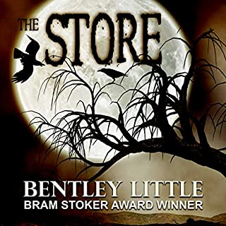 The Store audiobook cover art