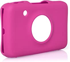 Polaroid Dual Protective Silicone Skin Snap & Snap Touch Instant Print Digital Camera (Purple)