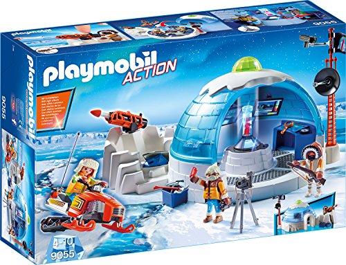 Playmobil 9055 - Polar Ranger Hauptquartier