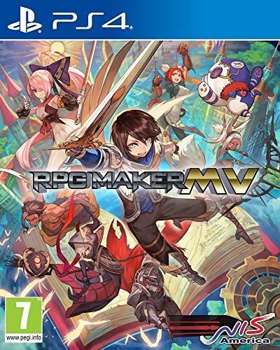 RPG Maker MV - PlayStation 4 [Edizione: Francia]
