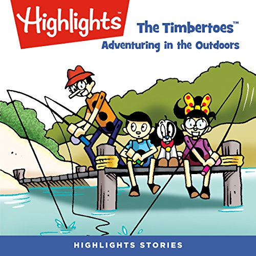 The Timbertoes: Adventuring in the Outdoors copertina