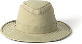 Tilley Mens Womens LTM6 Broad Brim Extra Ventilation Sun Protection Airflo Bucket Sun Hat