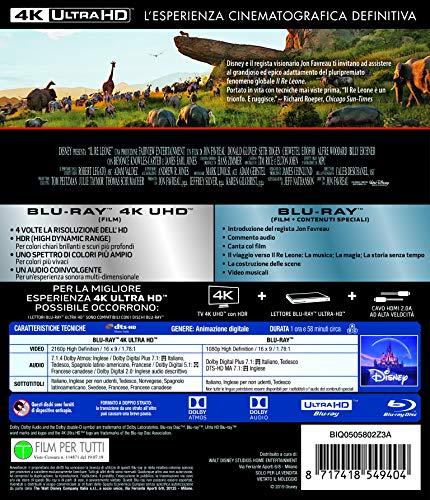 Il Re Leone (2 Blu Ray)