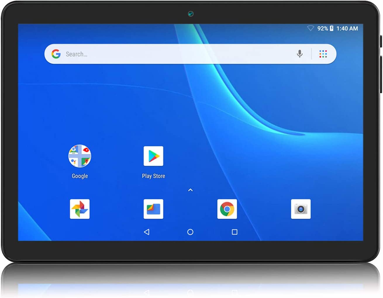 Android Tablet 10 Inch, 5G WiFi Tablet, 16 GB Storage, Google Certified, Android 8.1 Go, Dual Camera, Bluetooth, GPS Black : Amazon.ca: Electronics