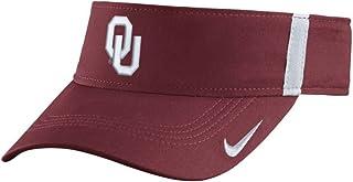 new products 2753b 71db8 Oklahoma Sooners Nike Collegiate Aerobill Sideline Team Visor Adjustable  (Crimson)