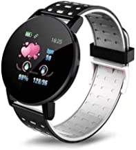 UIEMMY slim horloge Smart Watch Hartslag Smart Man Polsband Sporthorloges Waterdichte Smartwatch Android Wekker Horloges