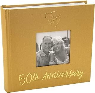 Best 50th wedding anniversary photo album Reviews