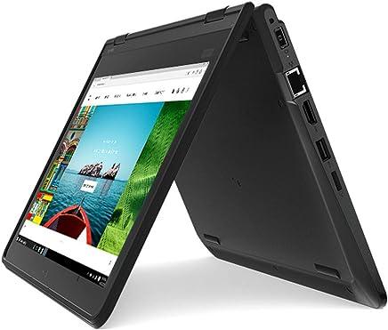 "2019 Lenovo Thinkpad Yoga 11e 5th Gen 11.6"" Anti-Glare HD IPS Touchscreen 2-in-1 Business Laptop- Intel Celeron Quad-Core N4100, 128GB SSD, 4GB DDR4, WiFi AC, Type-C, Bluetooth, Webcam, Windows 10 Pro"
