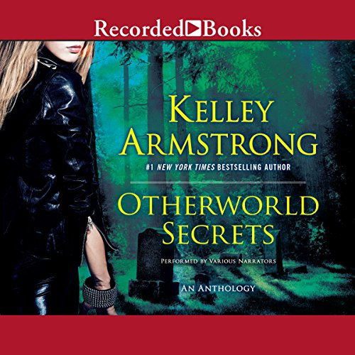 Otherworld Secrets audiobook cover art