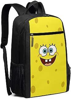 Travel Laptop Backpack Spongebob-squarepants-phone-wallpaper College School Bookbag Computer Bag Casual Daypack For Women Men