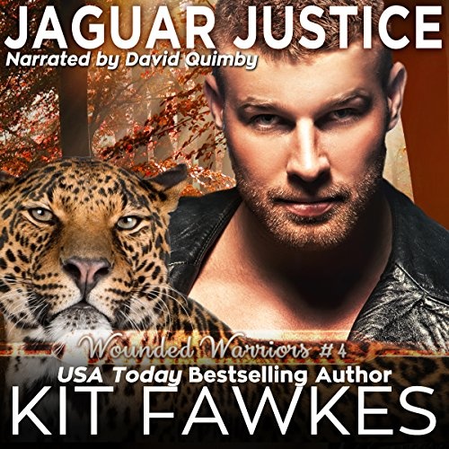 Jaguar Justice audiobook cover art
