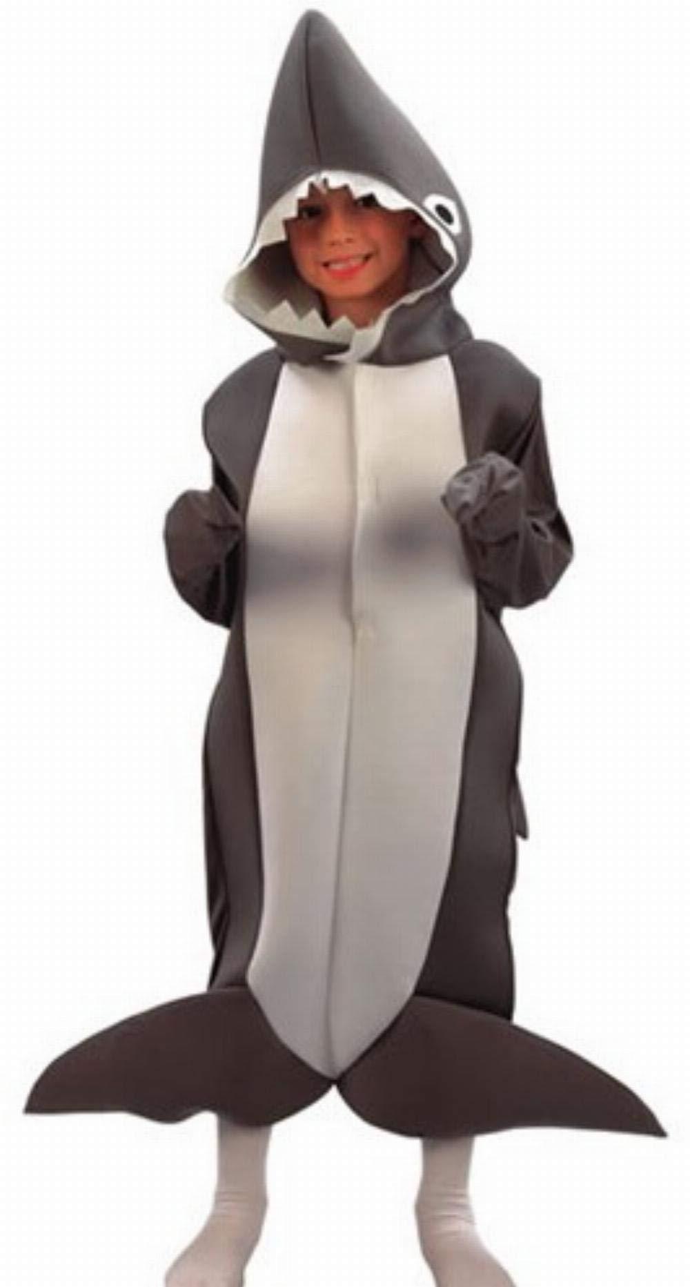 Disfraz de tiburón para niño - 4 - 6 años: Amazon.es: Juguetes y ...