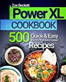 Power XL Cookbook: Top 500 Quick and Easy Electric Pressure Cooker Recipes (The Air Fryer Series)