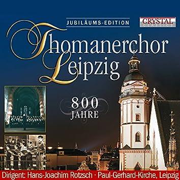 Thomanerchor Leipzig, 800 Jahre