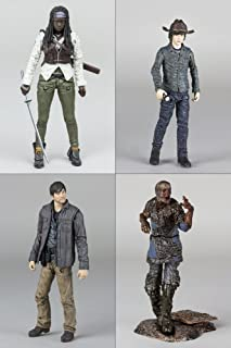 The Walking Dead TV Version Figuras 13 cm Serie 7 Surtido (12)