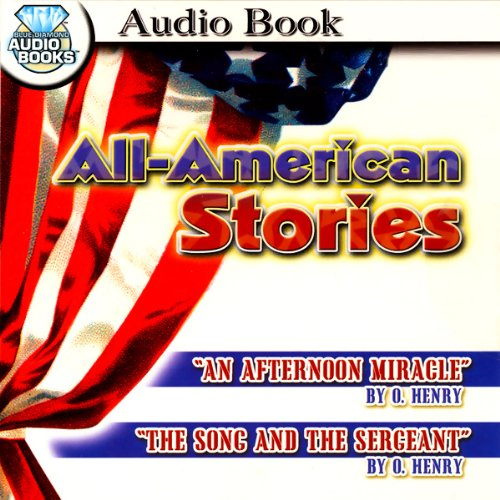 All-American Stories audiobook cover art