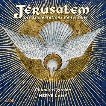 Jérusalem (Les lamentations de Jérémie)