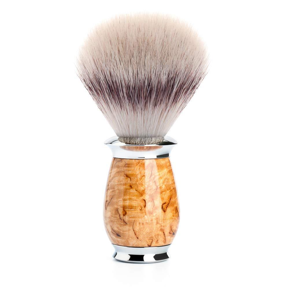 MÜHLE Max 41% OFF PURIST Karelian Masur Birch Brush Fiber Shaving famous Silvertip