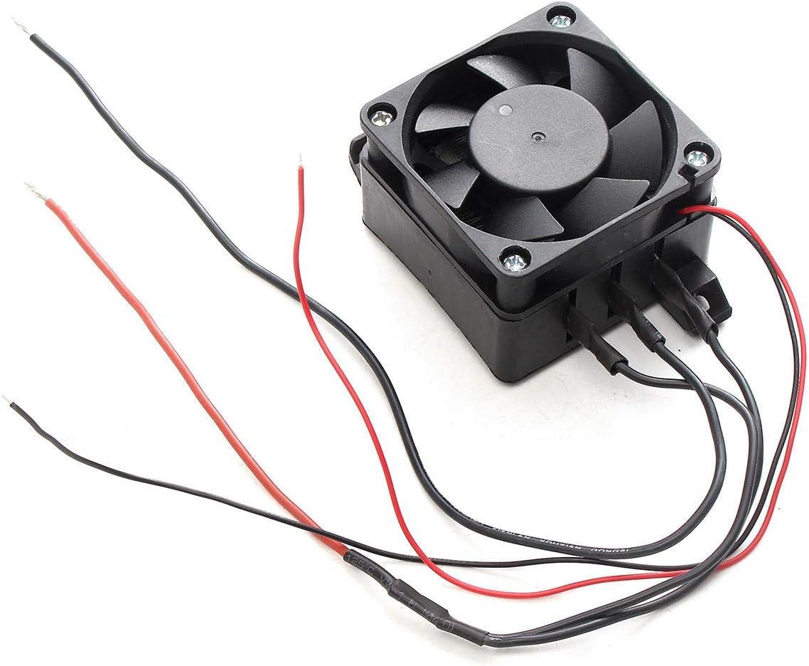 KASILU EJG0114 150W 12V DC PTC Temperature Heater Purchase Unvarying supreme Fan