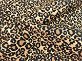 Amornphan 111,8 cm braunes Leopardenmuster Tier Gepard