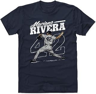 500 LEVEL Mariano Rivera Shirt - Vintage New York Baseball Men's Apparel - Mariano Rivera Retro
