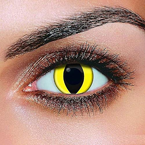 '-Kontaktlinsen Farbe Fantasie Crazy Lens Cosplay