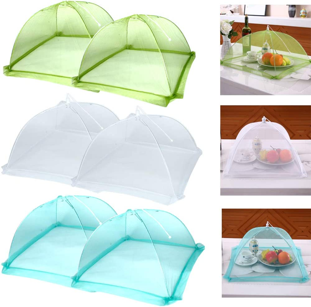 Casolly Food Plate Serving Covers Pack Charlotte Mall Selling 6