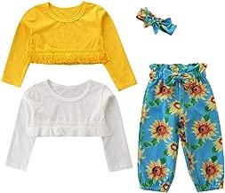LOUJSB - ♚Babys Advanced Clothing Specials Super Soft Baby Boy Girl Clothes Set Newborn Long Sleeve