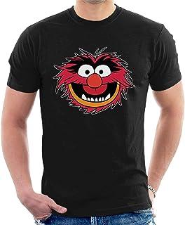 Disney Classic The Muppets Animal Grin Men's T-Shirt