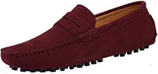 Best men's suede driver loafers Reviews