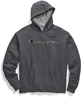 Champion Men's Graphic Powerblend Fleece Hood