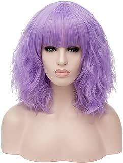Best light purple hair wig Reviews