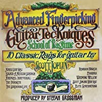 10 Classic Rags Of Scott Joplin Arranged For Fingerstyle Guitar by Various Artists (2011-02-15)